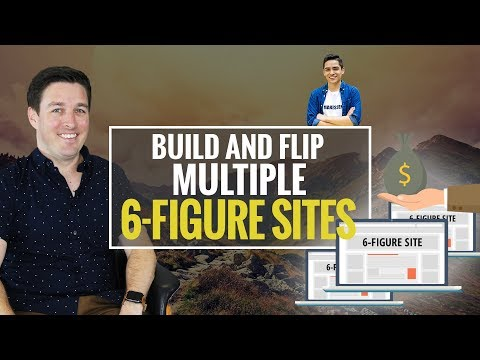 How Kevin Graham Built and Flipped Multiple 6 Figure Sites