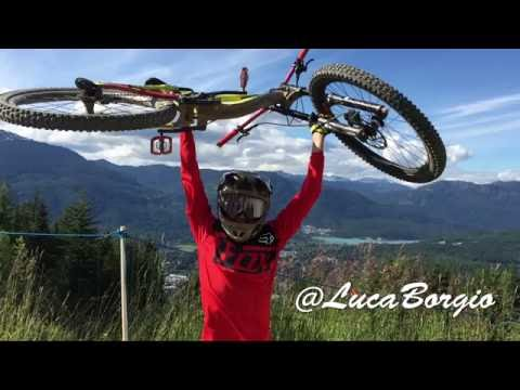 Summer Gravity Camps week 1 2016 edit - Whistler Bike Park