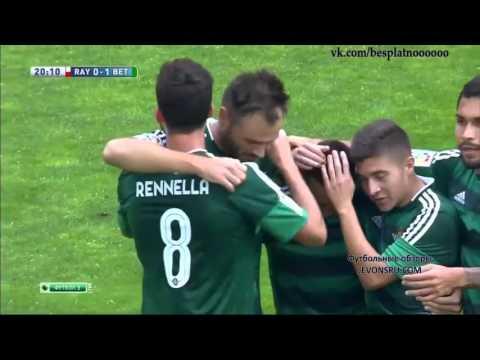 ไฮไลท์ฟุตบอล ราโย่ บาเยกาโน่ 0   2 เรอัล เบติส ลาลีกา   ไฮไลท์ฟุตบอล คลิปฟุตบอล HDเมื่อคืนล่าสุด