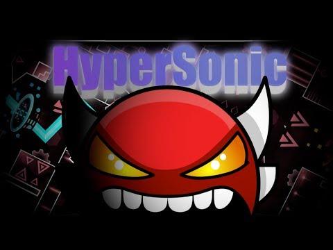 HyperSonic - Viprin (Insane Demon) [144Hz]
