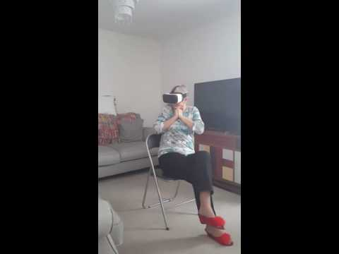 Gear VR Jurassic World Mrs Margaret Jones