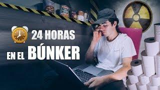RETO 24 HORAS en el BÚNKER APOCALÍPTICO thumbnail