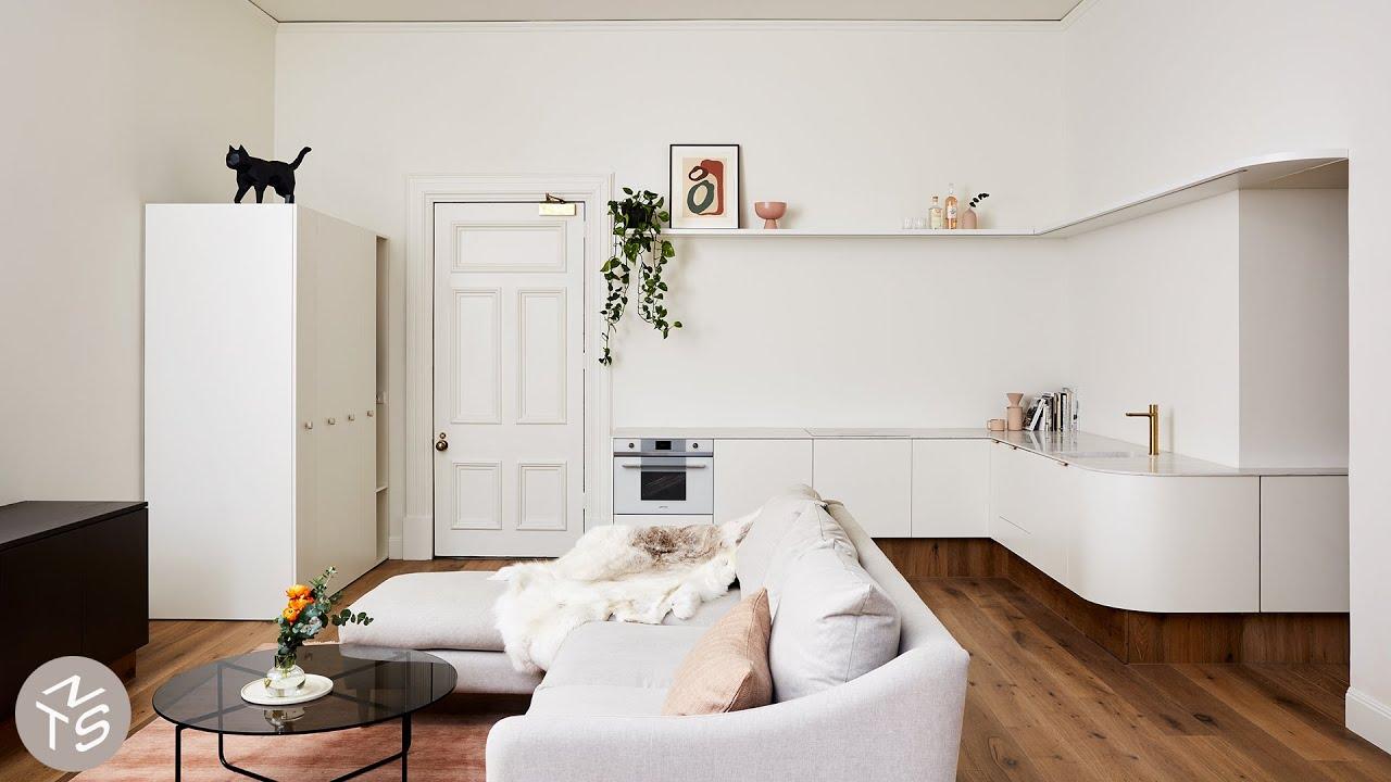 NEVER TOO SMALL 50sqm/538sqft Small Apartment Design - Small Grand Apartment