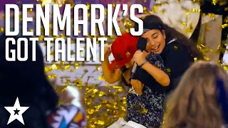 TOP AUDITIONS on Denmark's Got Talent 2017 | Week Two