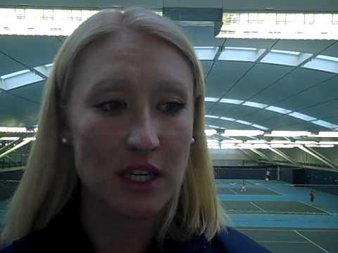 Elena Baltacha - Fed Cup