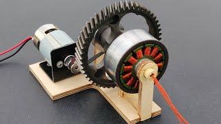 Making Powerful Generator