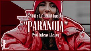 SENIDAH x RAF CAMORA Type Beat 2020 🌊 PARANOIA 🌊 NOSTALGIC DANCEHALL BEAT