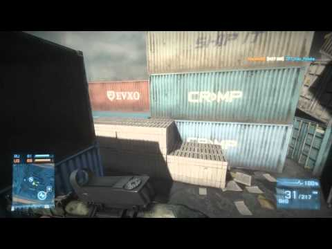 T-2-R BF3 Test Dxtory Medium Quality 30FPS recording. More videos will be coming shortly.