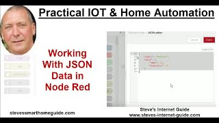 DrZzs Home Automation Live Stream (Learning NodeRed)