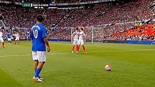 Dünya'da Sadece Ronaldinho'nun Yapabildiği 10 İMKANSIZ Şey...