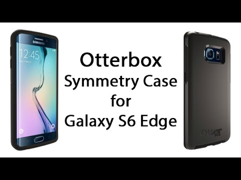 online retailer 1a998 b7364 Otterbox Symmetry Case for the Galaxy S6 Edge