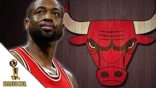 Bulls To Buyout Dwyane Wade From Contract?!