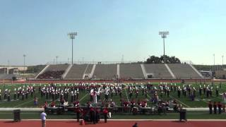Taft Raider Band 2015 - Tribal Spirit