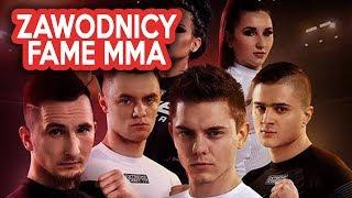 WSZYSCY Zawodnicy Fame MMA