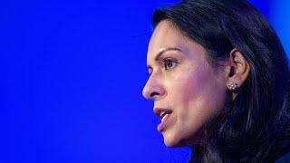 video: Priti Patel: Police have 'no excuses' for failing to tackle crime