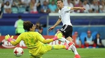 Deutschland - Mexiko 4:1 ¦ Alle Tore & Highlits ¦ Confed Cup 2017 ¦ Halbfinale - Cyclone