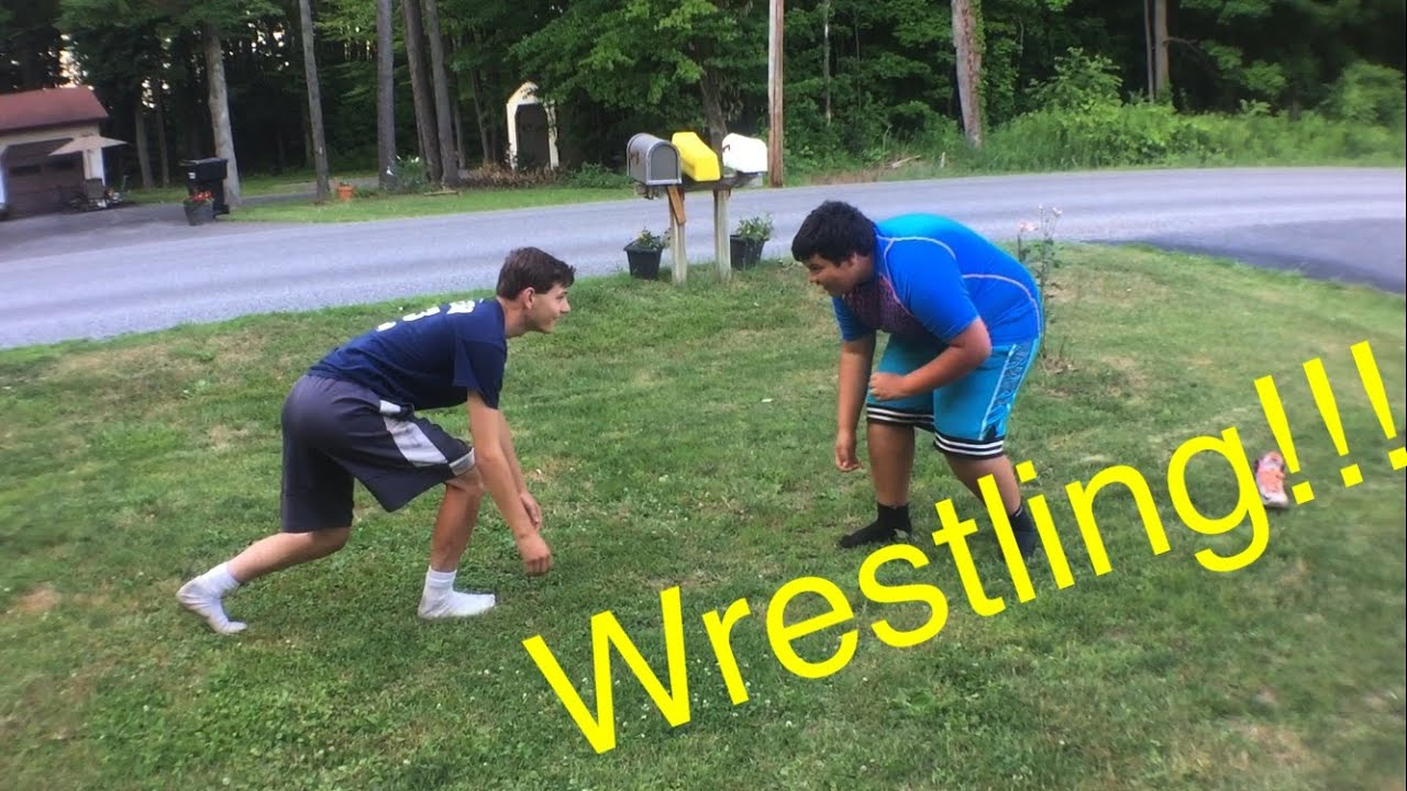 Download The ultimate wrestling match!