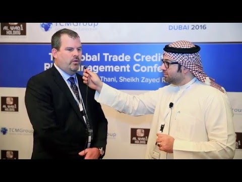The Global Trade Credit and Risk Management Conference - Interview part 1