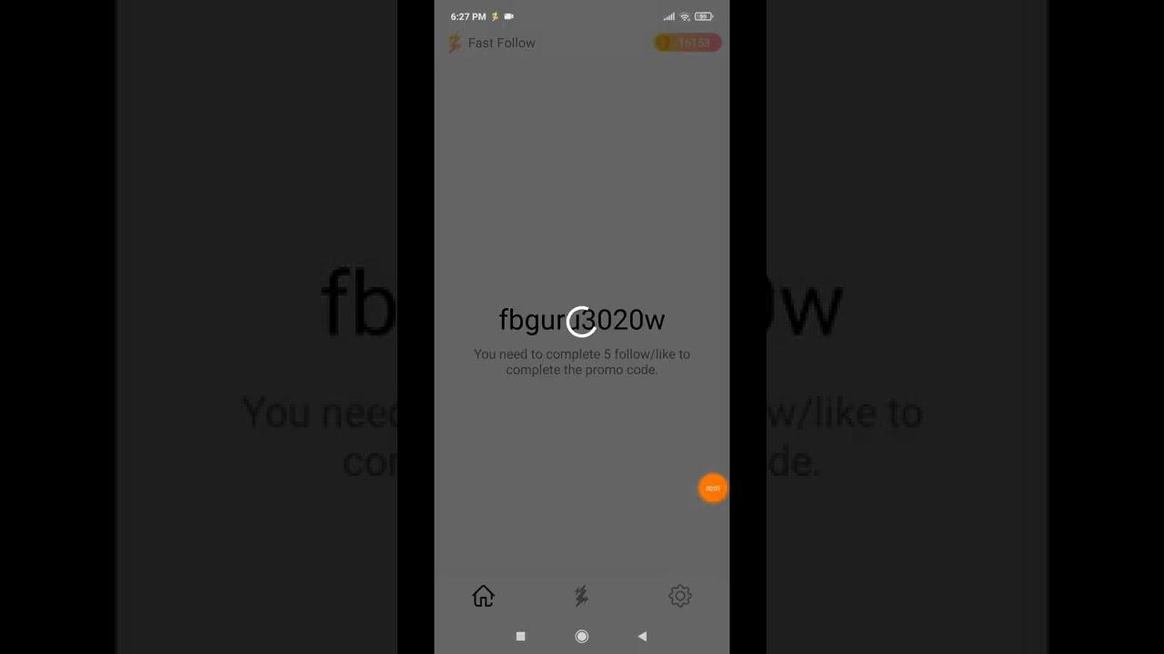 FastFollow App Promo Code Secret🔥 | 1000+ FastFollow Free Coins | FastFollow Free Coins Codes Today🔥