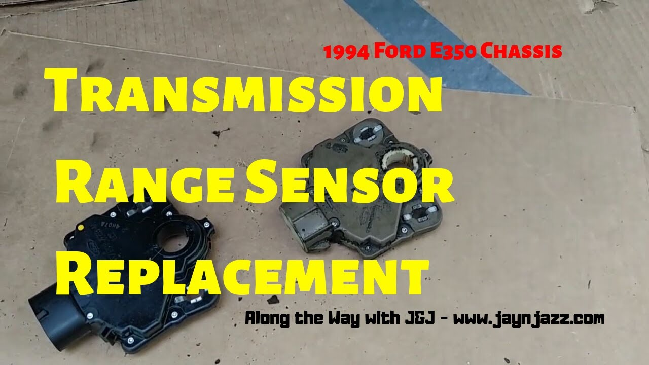Transmission Range Sensor Replacement - YouTube