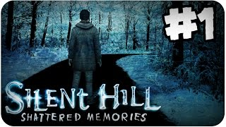 Silent Hill Shattered Memories [Part 1] Wii Gameplay