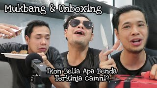Mukbang Unboxing: Aku Hampir Jadi Ikon Belia