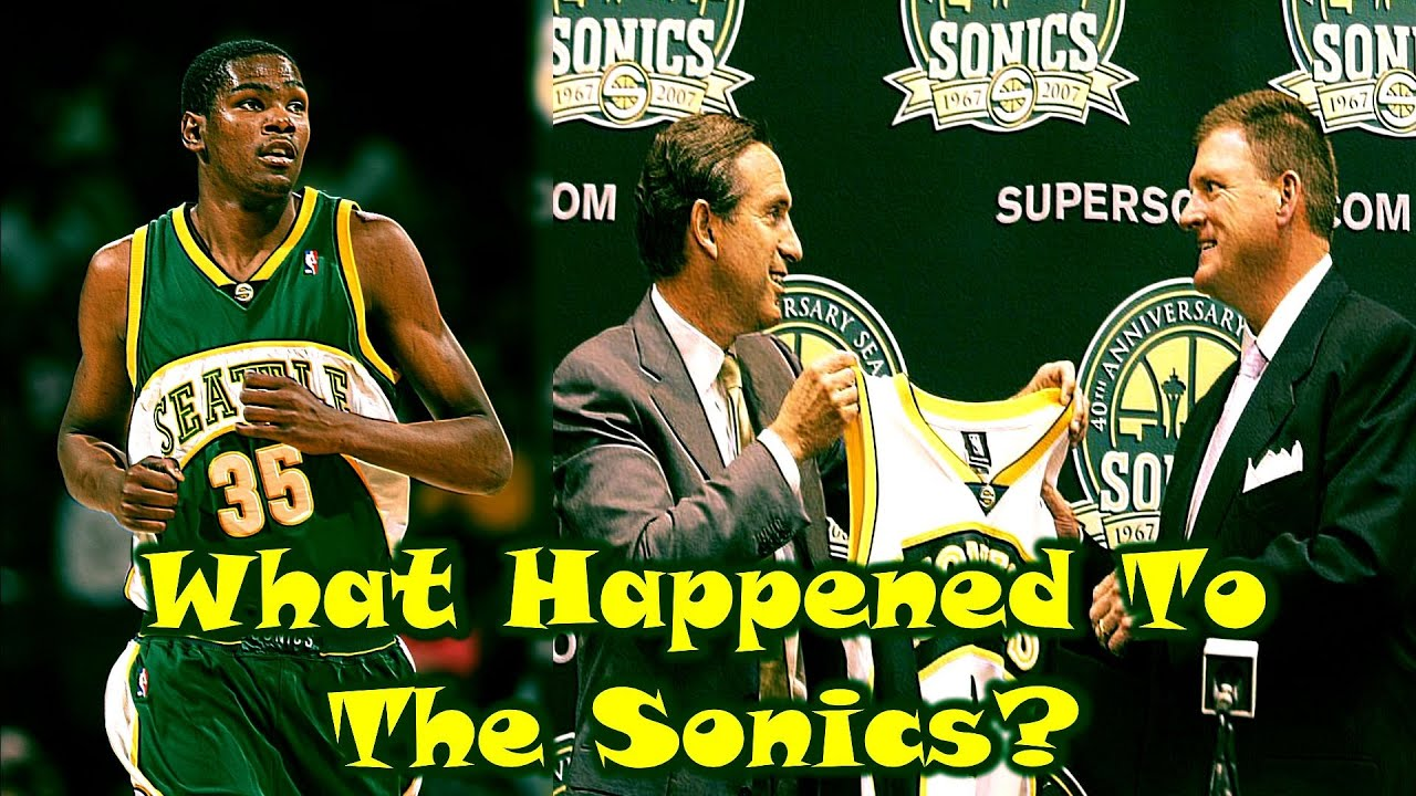 Image result for photos of Seattle SuperSonics,
