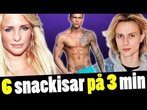 NÖJESSVEPET Joakim Lundell, Talang, Temptation Island & Oscar Enestad