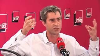 François Ruffin est l'invité de Léa Salamé
