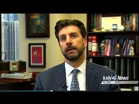 TV NEWS: Attorney Chris Davis files $5 million claim against Washington State DOC