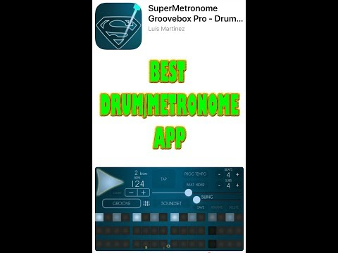 Best Drum Machine App