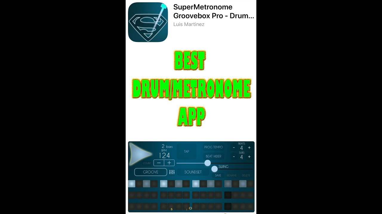Best Drum Machine Free App : best drum machine app youtube ~ Russianpoet.info Haus und Dekorationen