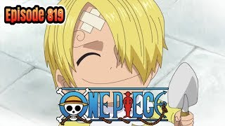Category One Piece Episode 819