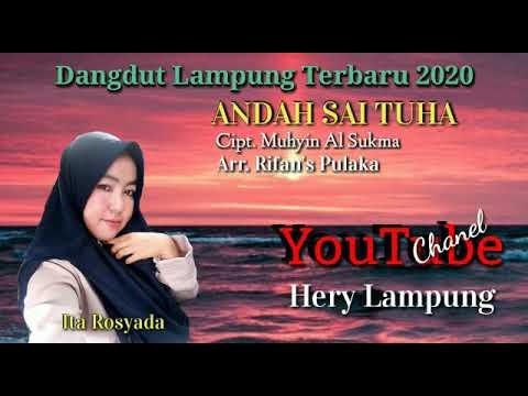 ANDAH SAITUHA .Dangdut Lampung Terbaru 2020