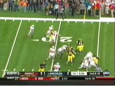 2011: Michigan 40 Ohio State 34