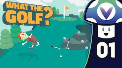[Vinesauce] Vinny - What the Golf? (PART 1)