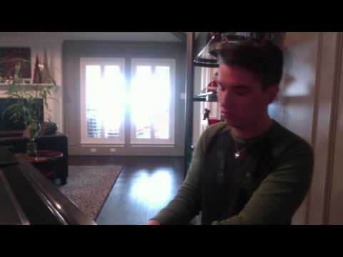 We Wish You A Merry Christmas Piano Cover - Collin Moore