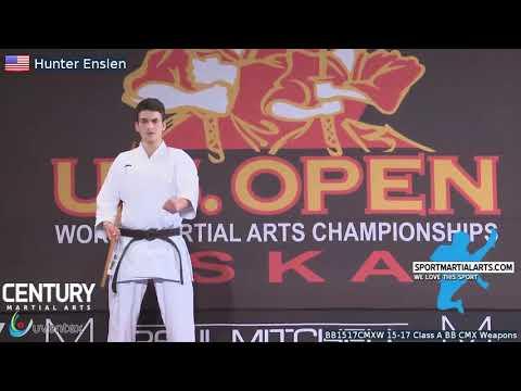2018 US Open ISKA World Martial Arts Championships - Friday Night Of Victory