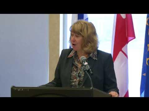 CETA Forum Halifax (Part 1/2)