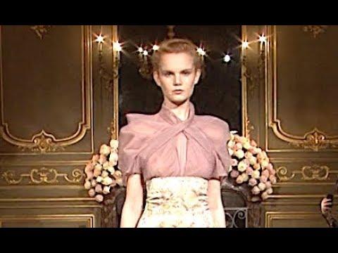 JANTAMINIAU Spring Summer 2013 Paris Haute Couture - Fashion Channel