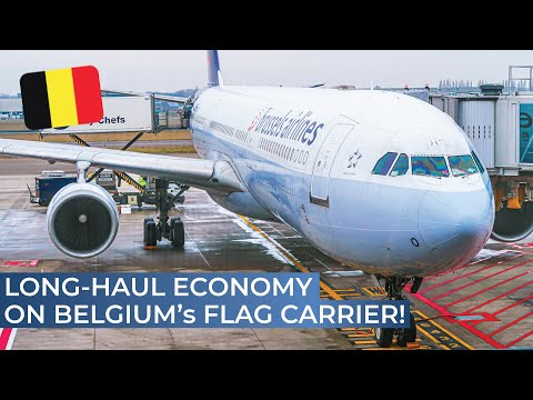 TRIPREPORT | Brussels Airlines (ECONOMY) | Airbus A330-300 | New York JFK - Brussels