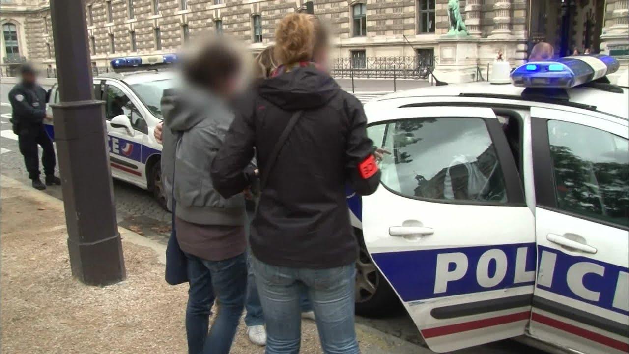Download Policiers contre voleurs : Paris sous haute surveillance