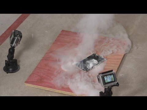 Cómo destruimos un Motorola Droid Turbo 2 [video]