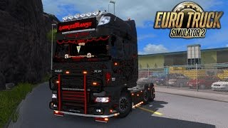DAF ARKEETRANS v5 l Euro Truck Simulator 2 l 1 22