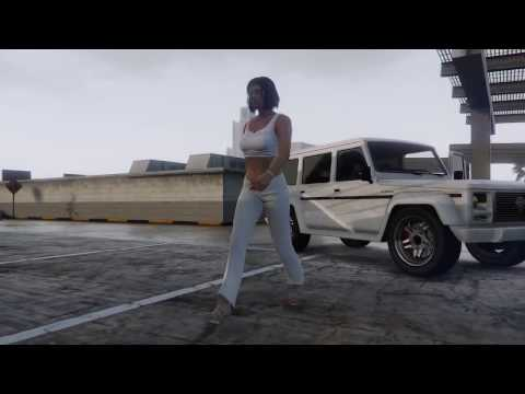 Kylie Jenner outfit's Part  2 GTA V