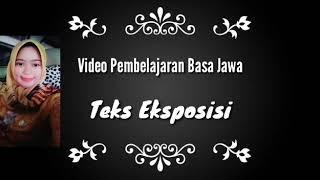 Video Pembelajaran Teks Eksposisi