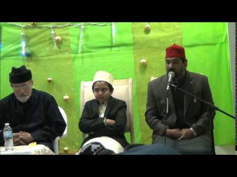 Tilawat - Qari Shafiq Ahmed Al Misri