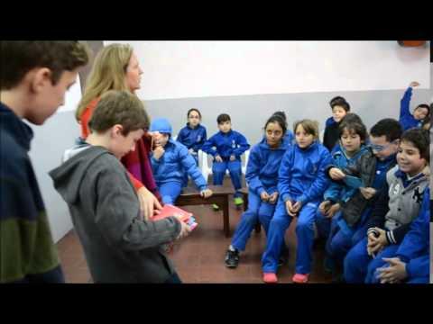 Penpal Project: nos visitan nuestros amigos de Edlin School!