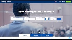 MeetingPackage.com - Easy way to book meeting rooms