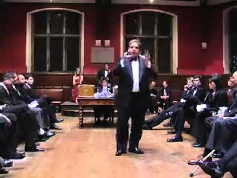 Oxford Union Debate Internet and Democratisation, Part 5